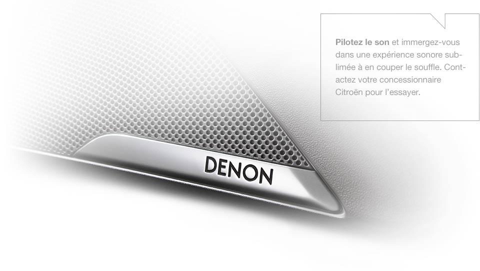 Drive the Sound - Denon Drive